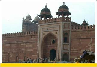 Tour to Agra