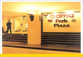 Holiday in Cama Plaza Hotel