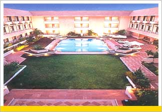 Holiday in Taj Residency Ummed Hotel