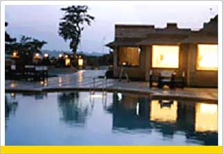 Holiday in Orchha Resort