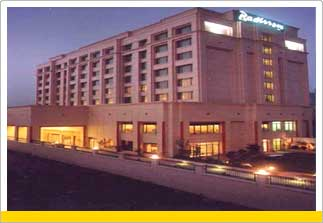 Holiday In Hotel Radisson Varanasi