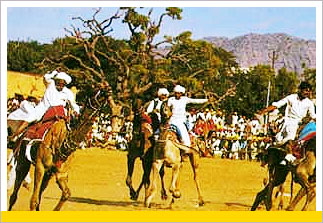 Tours to Pushkar Fair
