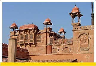 Tour to Junagarh, Bikaner