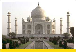 Tour to Taj Mahal, Agra