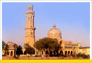 Tour to Allahabad Univercity