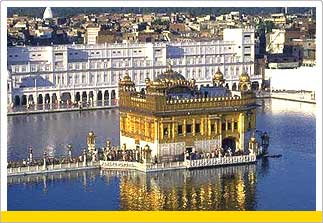 Tour to Golden Temple